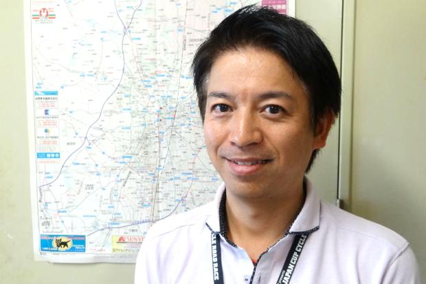 ジャパンカップ事務局 島田一さん