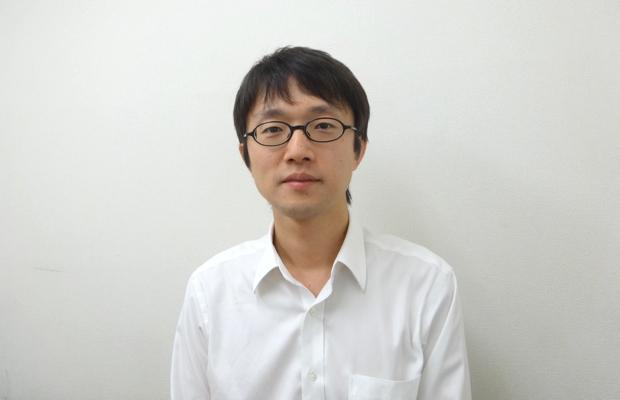事業開発グループ 今野寿昭さん
