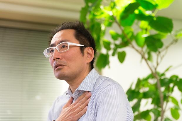 株式会社ペイシェントフッド代表 宿野部武志さん