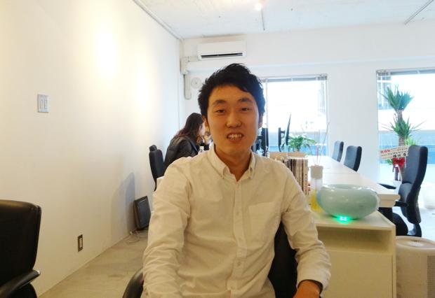 曽原健太郎さん(株式会社センジュ 代表取締役)