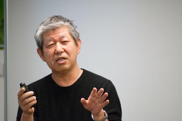 土屋敏男さん(LIFE VIDEO株式会社代表)