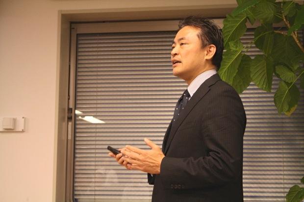 今村暁さん(日本そうじ協会理事長)