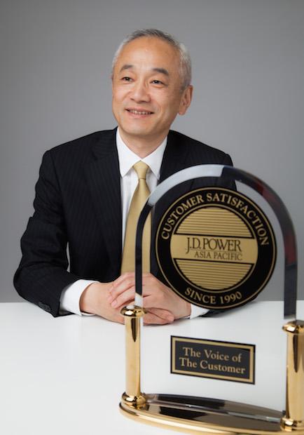 J.D. パワー代表の鈴木郁さん