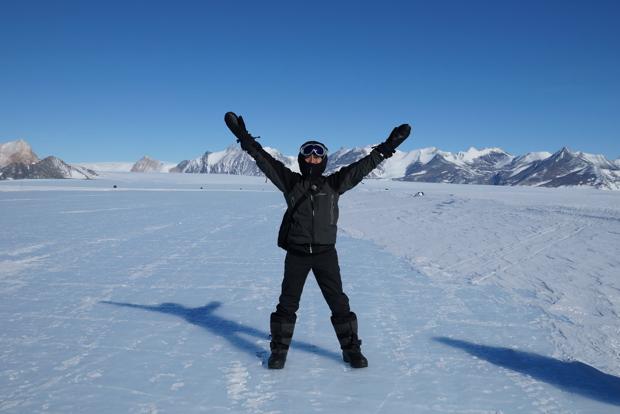 北極にも南極にも「ノータイムポチリ」で行きました