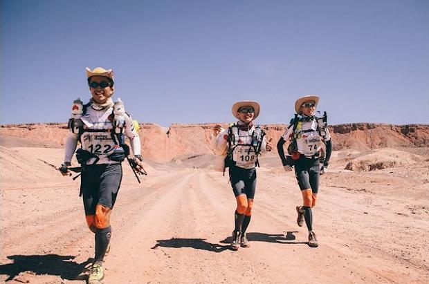 アタカマ砂漠マラソンの世界一はまさにチームの力によって達成した快挙だった