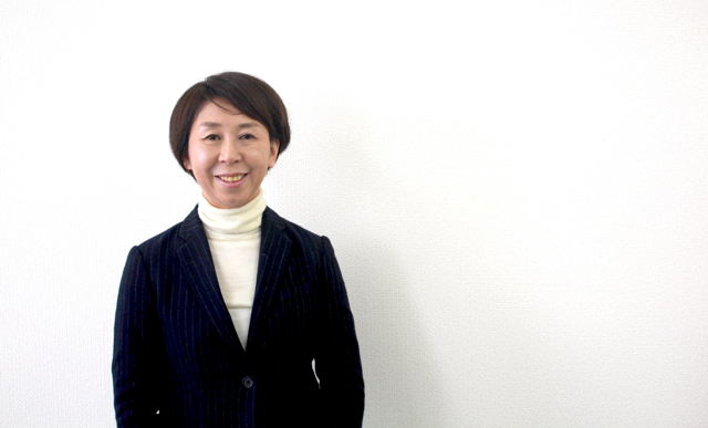 渡辺由美子さん(特定非営利活動法人キッズドア理事長)