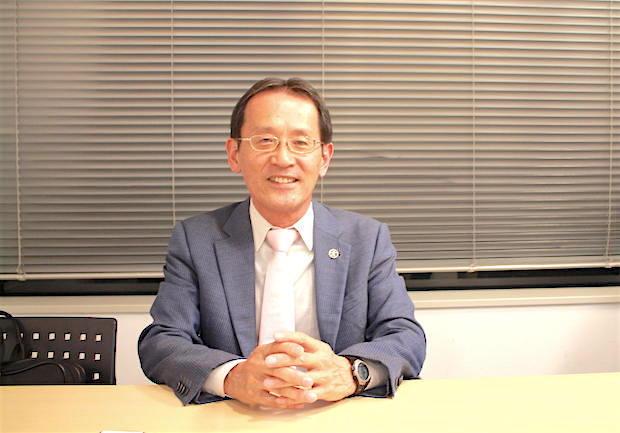 HDI-Japan代表取締役CEO 山下辰巳さん