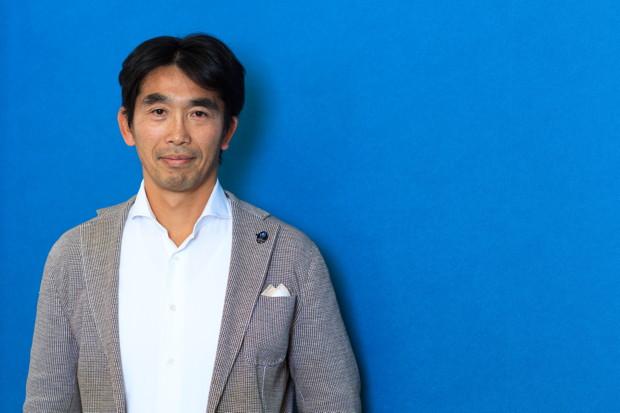 中竹竜二さん(ラグビー日本代表でコーチングディレクター)
