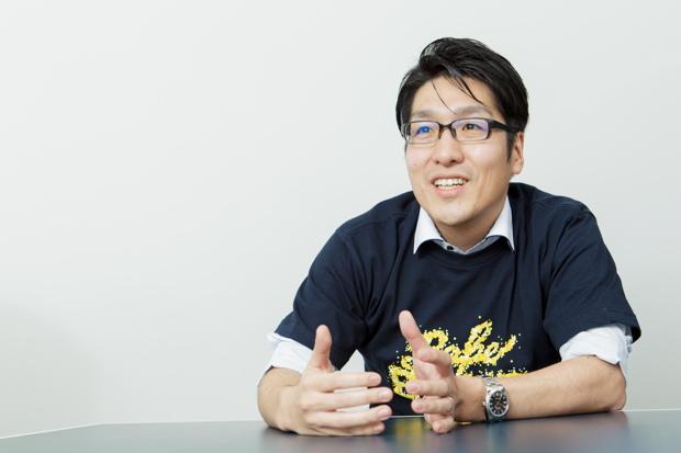 印牧正貴さん(株式会社BAKE執行役員 海外事業部部長)