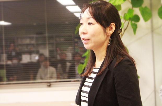 さとう桜子さん(美容ライフアドバイザー・エステティシャン、がん患者向けビューティサロンセレナイト運営)