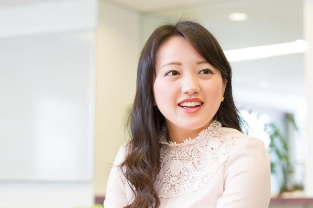 manmaメンバー・小山田珠理さん(慶應義塾大学4年)
