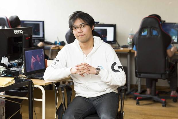 梅崎伸幸さん(DetonatioN FocusMe代表)
