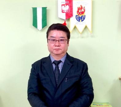 粟野達人さん(全日本ろうあ連盟スポーツ委員会 委員)