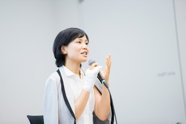 小林りんさん(インターナショナルスクール・オブ・アジア軽井沢(ISAK)代表理事)