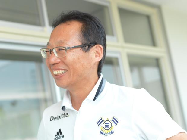 岡田武史さん(株式会社今治.夢スポーツ代表取締役会長)