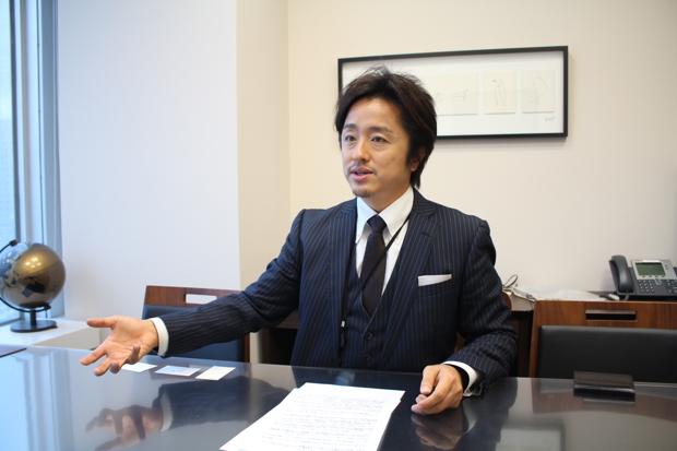 田中勲さん(ゼロシステムズ(レジデンシャル不動産法人株式会社)代表取締役)