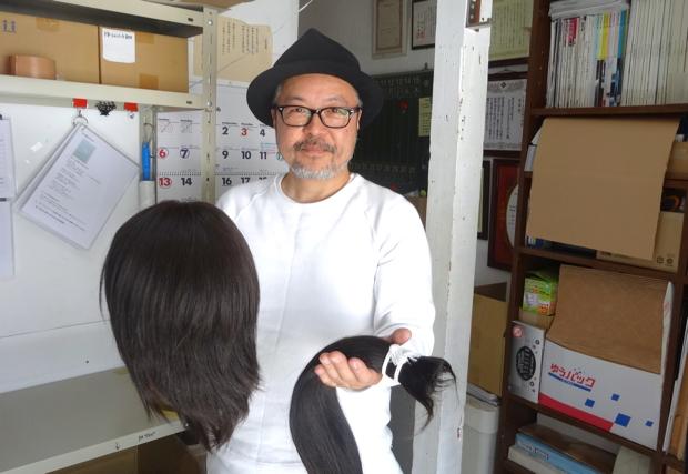 渡辺貴一さん(NPO法人Japan Hair Donation & Charity (JHDAC)代表)