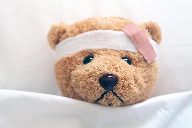 病院 子供 たんこぶ
